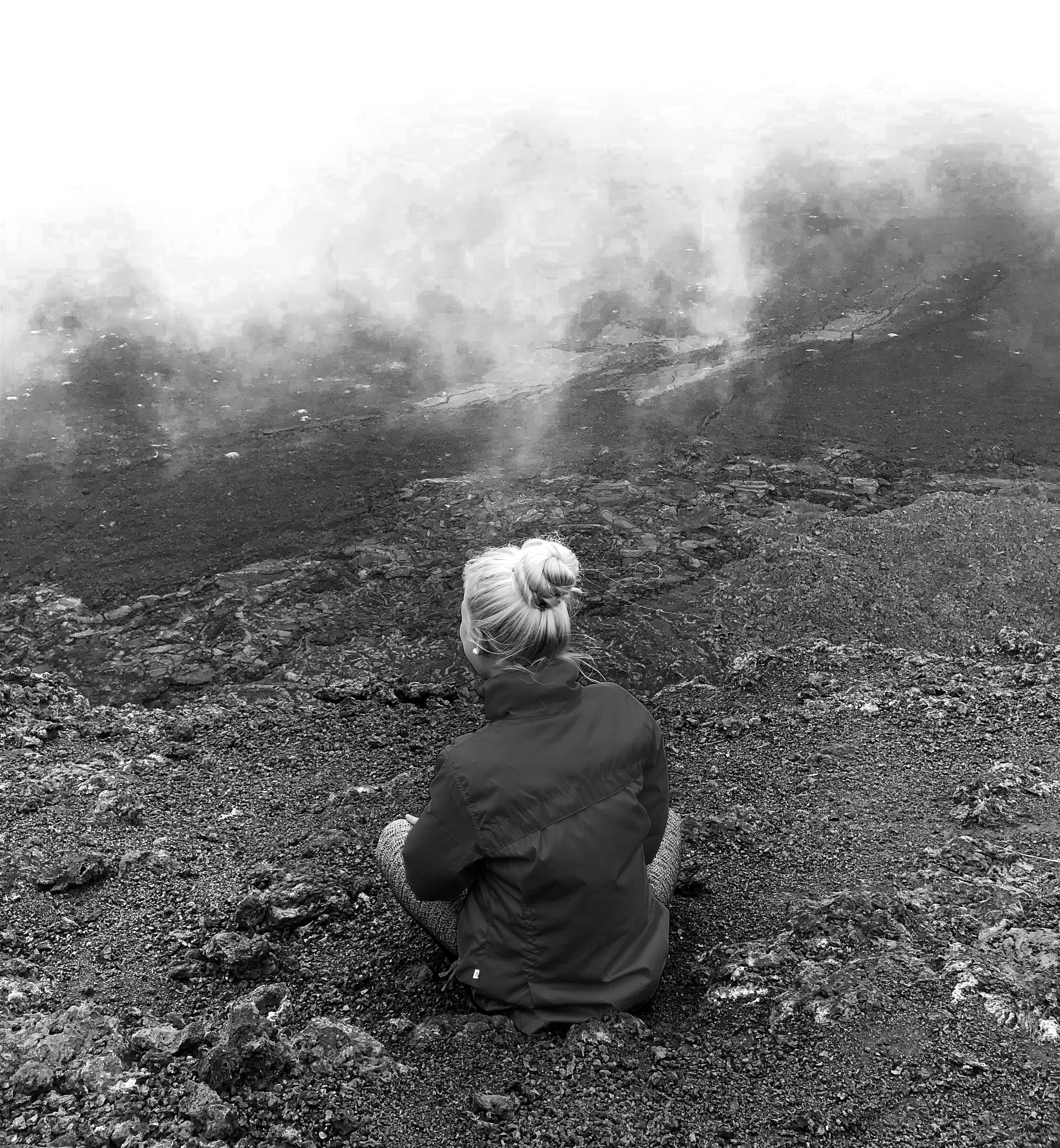 Galapagos-Vulkan